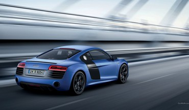 Audi R8 V10 plusx  HD wallpaper