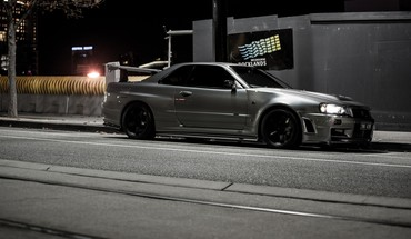 Skylines Nissan tiuningo JDM  HD wallpaper