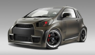 Cars vehicles scion iq HD wallpaper