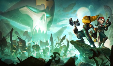 Video games ratchet and clank HD wallpaper