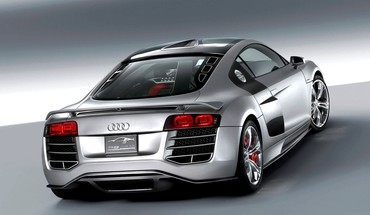 Audi r8 v12 tdi  HD wallpaper