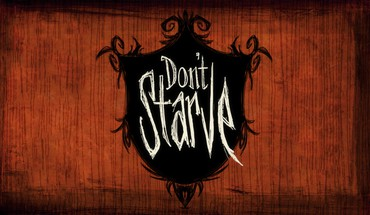 Video games dont starve main menu HD wallpaper