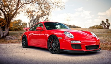 Cars porsche 911 gt3 rs HD wallpaper