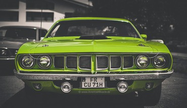 1971 plymouth cuda muscle cars HD wallpaper