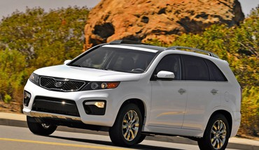 Kia 4x4 auto 2013 HD wallpaper