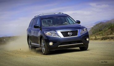 Nissan pathfinder 2012 HD wallpaper