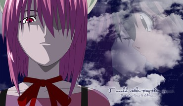 Elfen lied HD wallpaper
