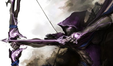 Painted the avengers hawkeye thedurrrrian (deviant artist) HD wallpaper