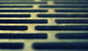 Metal macro HD wallpaper