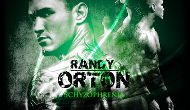 Wwe World Wrestling Entertainment Randy Orton Schizophrenie  HD wallpaper