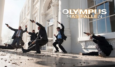 Olympus has fallen movie HD wallpaper