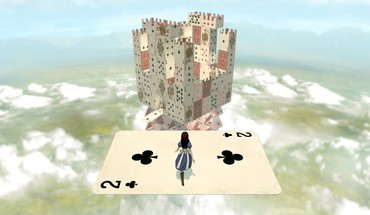 Video Spiele Alice im Wunderland  HD wallpaper