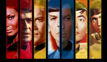 Kirk leonard mccoy montgomery scott pavel chekov HD wallpaper