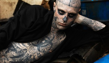 Tattoos Zombies Männer  HD wallpaper