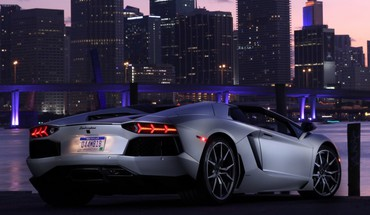 Lamborghini vehicles HD wallpaper