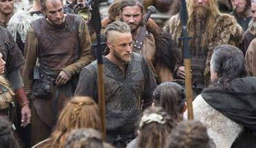 Tv series the vikings travis fimmel HD wallpaper