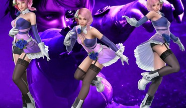 Tekken Alisa Boskonovitch  HD wallpaper