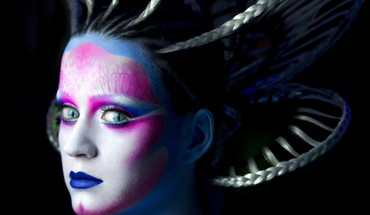 Katy perry costume singers alien HD wallpaper