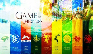 Game of thrones house arryn baratheon greyjoy lannister HD wallpaper