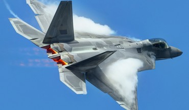 Orlaivių F-22 Raptor aviacija  HD wallpaper