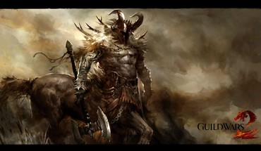 Centaur guild wars 2 GW2  HD wallpaper