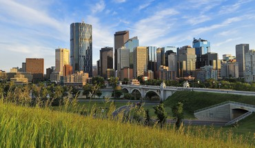 Alberta calgary HD wallpaper