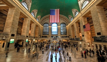 Gare gares nouvelle york city grande centrales  HD wallpaper