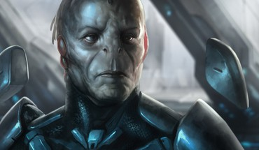Halo concept art science fiction 4 didact HD wallpaper
