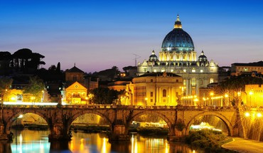 Roma italia HD wallpaper