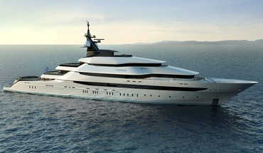 Ocean cgi yachts luxury boats oceanco sea HD wallpaper