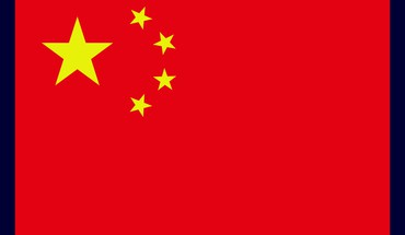 China flags nations HD wallpaper