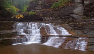 Robert treman state park ithaca new york HD wallpaper