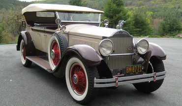 Packard vintage cars HD wallpaper