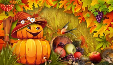 Automne Bright  HD wallpaper