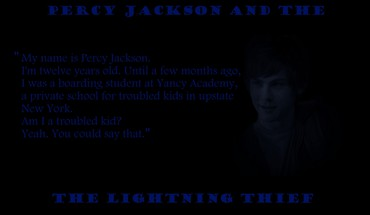 Percy jackson HD wallpaper