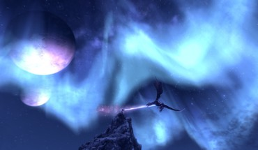 Video games dragons the elder scrolls v: skyrim HD wallpaper