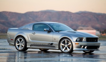 2008 Saleen voitures automobiles  HD wallpaper