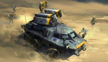 Command and conquer HD wallpaper