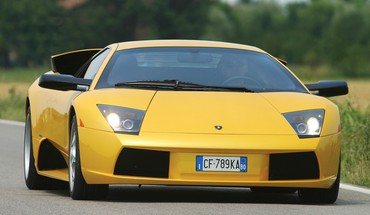 Lamborghini Murcielago авто  HD wallpaper