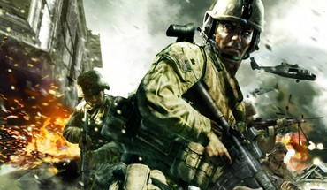 Warfare call of duty artwork 4: modern HD wallpaper