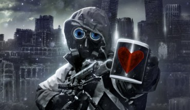 Fiction airbrushed romantically apocalyptic vitaly s alexius HD wallpaper