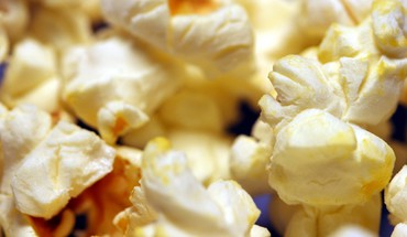 Popcorn videos background HD wallpaper