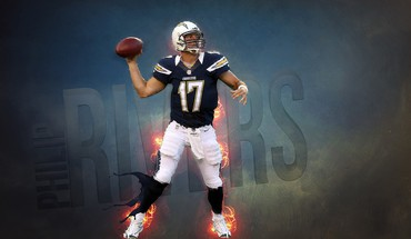 Philip rivers HD wallpaper