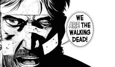 BD Walking Dead le manga rick Grimes HD wallpaper