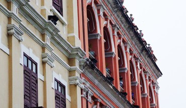 Macau plaza senado  HD wallpaper