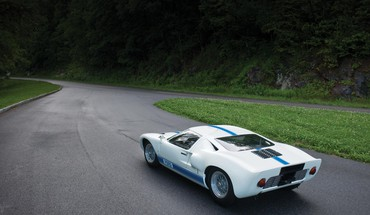 Cars vehicles 1967 ford gt40 HD wallpaper
