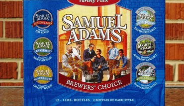 Beers alcohol sam adams boxes HD wallpaper