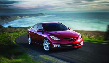 Mazda 6 automotive cars HD wallpaper