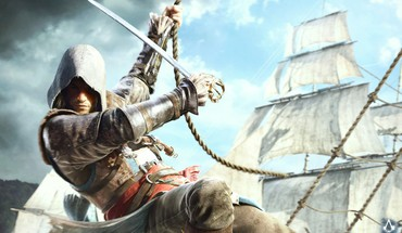 Assassins Creed 4 искусство HD wallpaper