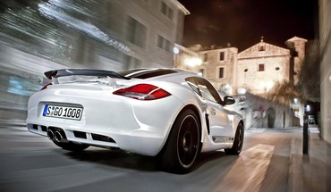 Cayman porsche cars HD wallpaper
